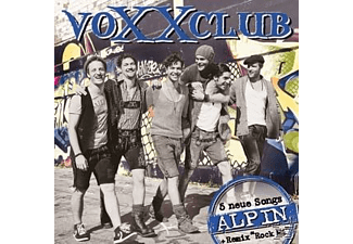 Voxxclub - ALPIN (RE-RELEASE) [CD]
