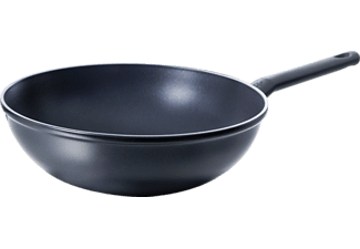 BK COOKWARE B2438.950 BK Easy Induction Wok (Aluminium, Beschichtung: PTFE)
