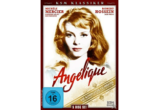 Angélique Gesamtbox [DVD]