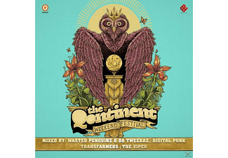 VARIOUS - The Qontinent 2013 - (CD)