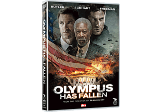 Olympus Has Fallen Action DVD