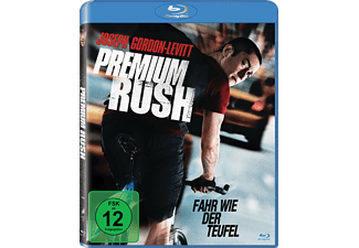 Premium Rush (Joseph Gordon-Levitt) Action Blu-ray