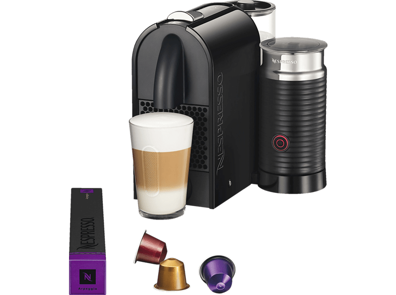 DE-LONGHI Nespresso Umilk EN 210 BAE für nur 119 Euro inkl. Versand + 70 Euro Nespresso Guthaben