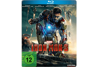 Iron Man 3 (Steelbook Edition) - (Blu-ray)