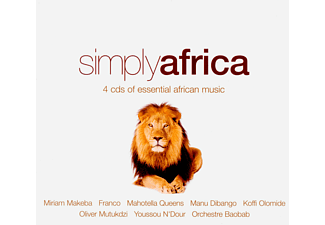 VARIOUS - Simply Africa [CD]