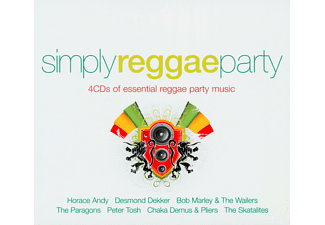 Various - Simply Reggae Party [CD]