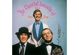 Giles & Fripp Giles - The Cheerful Insanity Of Giles Giles & Fripp - (Vinyl)