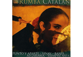 VARIOUS - Rumba Catalan [CD]
