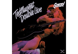 Ted Nugent - Double Live Gonzo - (Vinyl)
