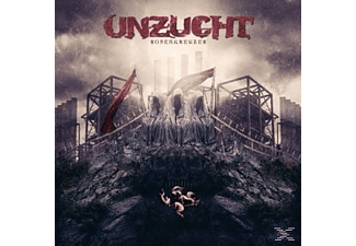 Unzucht - ROSENKREUZER (LIMITED EDITION) - (CD + DVD)