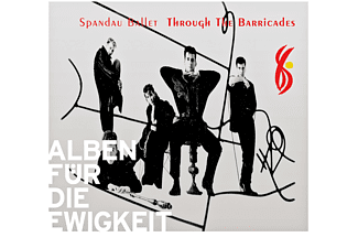 Spandau Ballet - Through The Barricades [CD]