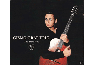 Gismo Graf Trio - The Pure Way - (CD)