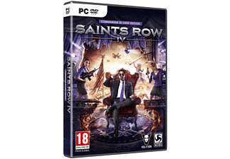 Saints Row IV: Commander in Chief