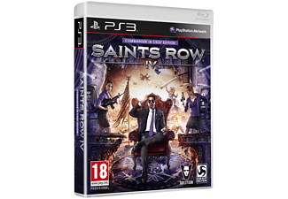 Saints Row IV: Commander in Chief PS3