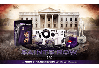 Saints Row IV: Super Dangerous Wub Wub Edition PC