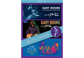 Gary Moore - Live At Montreux 1990+2010 / Blues For Jimi (Special Edition) [DVD]
