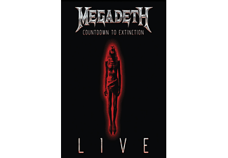 Megadeth - Countdown To Extinction - Live [Blu-ray]