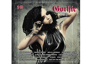 Various - Gothic Compilation 59 [CD]