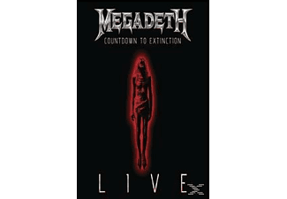 Megadeth - COUNTDOWN TO EXTINCTION - LIVE [DVD]