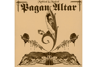 Pagan Altar - Mythical And Magical [CD]