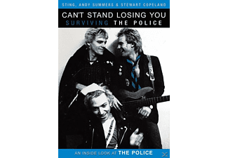 CAN T STAND LOSING YOU | DVD + Video Album