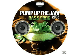 Bass Frog - Pump Up The Jam 2005 - (Vinyl)