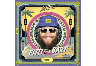 Mc Fitti - Fitti Mitm Bart - (CD)