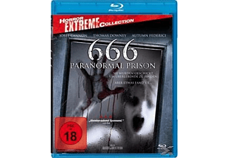 666 - Paranormal Prison (Horror Extreme Collection) - (Blu-ray)
