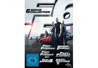fast furious 6 movie collection film boxen film specials dvd media markt. Black Bedroom Furniture Sets. Home Design Ideas