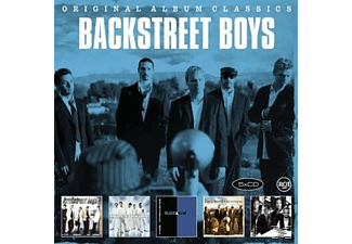 Backstreet Boys - Original Album Classics - (CD)