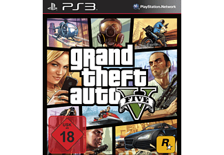 GTA 5 - Grand Theft Auto V - PlayStation 3