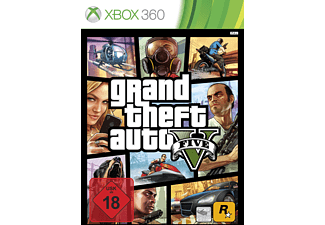GTA 5 - Grand Theft Auto V Action Xbox 360