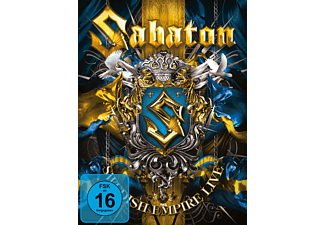 Sabaton - SWEDISH EMPIRE LIVE (LIMITED EDITION/DIGI) [DVD + Video Album]