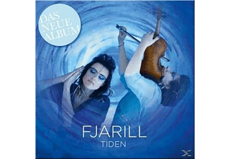 Fjarill - Tiden - (CD)
