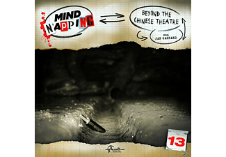 Jan Gaspard - Mindnapping 13-Beyond The Chinese Theatre - (CD)