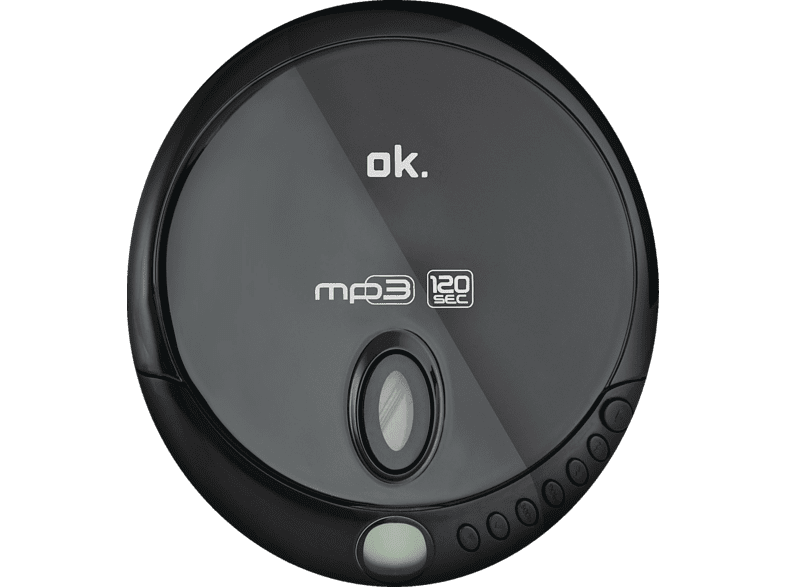 OK OPC 310-B Black εικόνα   ήχος   offline φορητός ήχος cd  dvd φορητά τηλεόραση   ψυχαγωγία ήχος i