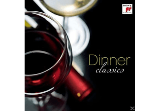 VARIOUS - Dinner Classics - (CD)