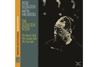 Duke Ellington & His Orchestra - The Ellington Suites (Ojc Remasters) [CD]