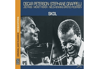 Oscar Peterson, Stéphane Grappelli - Skol (Ojc Remasters) [CD]