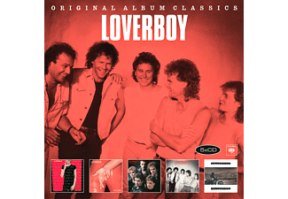Loverboy - Original Album Classics - (CD)