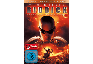 Riddick - Chroniken eines Kriegers (Director's Cut) [DVD]