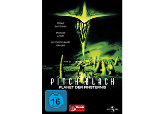 Pitch Black - Planet der Finsternis [DVD]