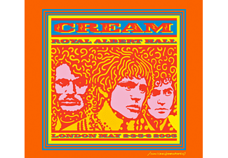 Cream - The Cream - Royal Albert Hall London May 2-3-5-6 2005 [CD]