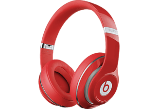 BEATS Studio 2.0, Over-ear Kopfhörer, Over Ear, kabelgebunden, 1.3 m Kabel, Rot