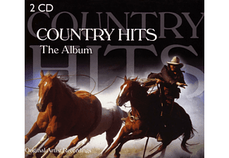 Various - Country Hits - The Album [CD]