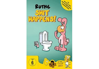 RUTHE - SHIT HAPPENS! - (DVD)
