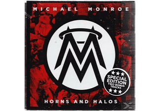 Michael Monroe - Horns And Halos [CD]