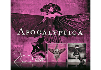 Apocalyptica - Worlds Collide - 7th Symphony - Two Original Albums (CD)
