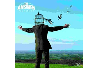 The Answer - NEW HORIZON (LIMITED DIGI) [CD]