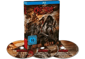 Kreator - Dying Alive (CD + Blu-ray)